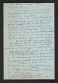 View Innis Bromfield, New York, N.Y. letter to William Gropper, Croton-on-Hudson, N.Y. digital asset: verso