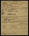 View New York World's Fair Commission receipt for <i>Court of Peace</i> digital asset number 0