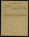 View New York World's Fair Commission receipt for <i>Court of Peace</i> digital asset number 1