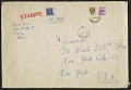 View Mimi Gross letter to Chaim, Renee and Yudie Gross digital asset: envelope