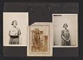 View Lena Gurr photograph album pages digital asset: page 5