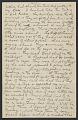 "View John Haberle letter to Sarah (""Sadie"") Haberle digital asset: page 3"