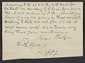 "View John Haberle letter to Sarah (""Sadie"") Haberle digital asset: page 5"