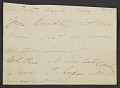 "View John Haberle letter to Sarah (""Sadie"") Haberle digital asset: page 6"
