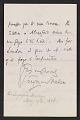 View Francis Seymour Haden letter to Frederick Keppel digital asset: page 2