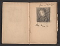 View Ellen Day Hale sketchbook digital asset: pages 4