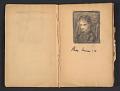 View Ellen Day Hale sketchbook digital asset: pages 5
