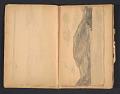 View Ellen Day Hale sketchbook digital asset: pages 6