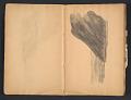 View Ellen Day Hale sketchbook digital asset: pages 7