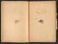 View Ellen Day Hale sketchbook digital asset: pages 16