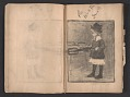 View Ellen Day Hale sketchbook digital asset: pages 17
