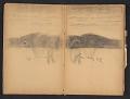 View Ellen Day Hale sketchbook digital asset: pages 20