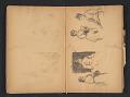 View Ellen Day Hale sketchbook digital asset: pages 27