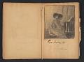 View Ellen Day Hale sketchbook digital asset: pages 28