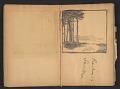 View Ellen Day Hale sketchbook digital asset: pages 29