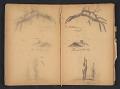 View Ellen Day Hale sketchbook digital asset: pages 30