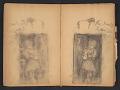 View Ellen Day Hale sketchbook digital asset: pages 31