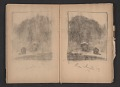 View Ellen Day Hale sketchbook digital asset: pages 33