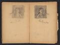 View Ellen Day Hale sketchbook digital asset: pages 34