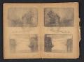 View Ellen Day Hale sketchbook digital asset: pages 35