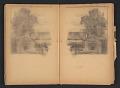 View Ellen Day Hale sketchbook digital asset: pages 36