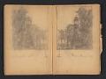 View Ellen Day Hale sketchbook digital asset: pages 37
