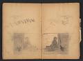 View Ellen Day Hale sketchbook digital asset: pages 38