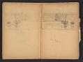 View Ellen Day Hale sketchbook digital asset: pages 39