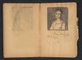 View Ellen Day Hale sketchbook digital asset: pages 46