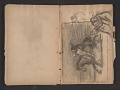 View Ellen Day Hale sketchbook digital asset: pages 49