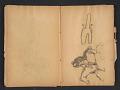 View Ellen Day Hale sketchbook digital asset: pages 50
