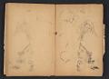 View Ellen Day Hale sketchbook digital asset: pages 60