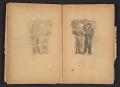 View Ellen Day Hale sketchbook digital asset: pages 62