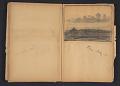 View Ellen Day Hale sketchbook digital asset: pages 67