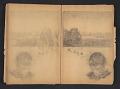 View Ellen Day Hale sketchbook digital asset: pages 69