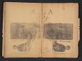 View Ellen Day Hale sketchbook digital asset: pages 70