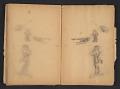 View Ellen Day Hale sketchbook digital asset: pages 71