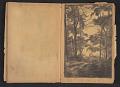 View Ellen Day Hale sketchbook digital asset: pages 73