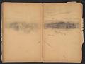 View Ellen Day Hale sketchbook digital asset: pages 76