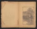 View Ellen Day Hale sketchbook digital asset: pages 78