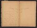 View Ellen Day Hale sketchbook digital asset: pages 85