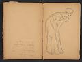 View Ellen Day Hale sketchbook digital asset: pages 86