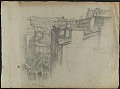 View Sketch of Marseille by Ellen Day Hale and sketch of Cairo by Gabrielle de Veaux Clements digital asset number 0