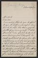 View Frank P. Leslie letter to Philip Leslie Hale digital asset number 0