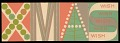 View Frederick Hammersley christmas card to unidentified recipient digital asset number 0