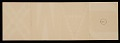 View Frederick Hammersley christmas card to unidentified recipient digital asset: verso