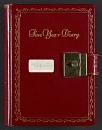 View Frederick Hammersley diary digital asset: cover