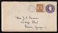 View Mamie Harmon letter to her mother digital asset: envelope