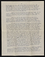 View Mamie Harmon letter to her mother digital asset number 5