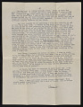 View Mamie Harmon letter to her mother digital asset number 7